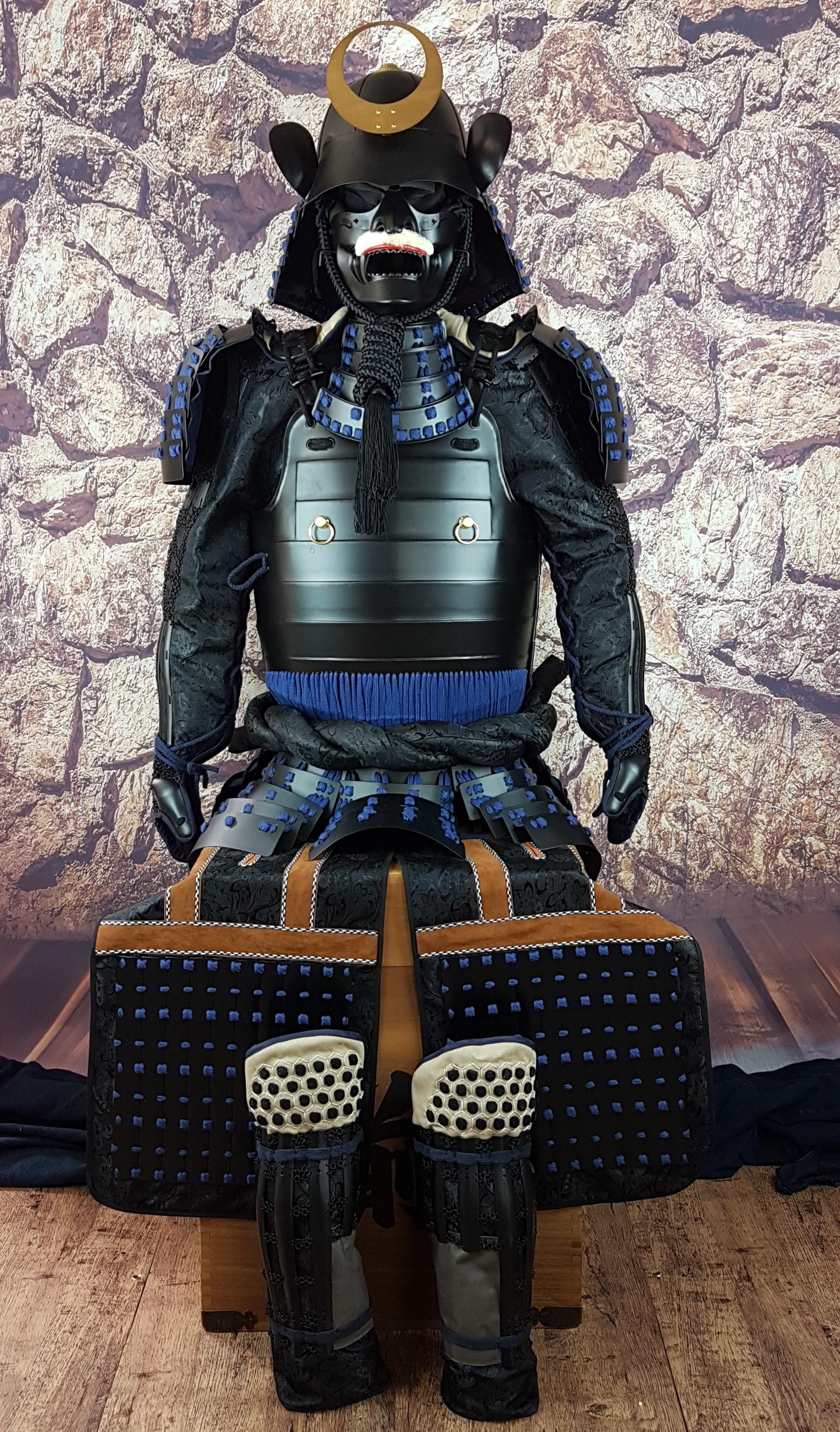 Samurai Armour Onyx