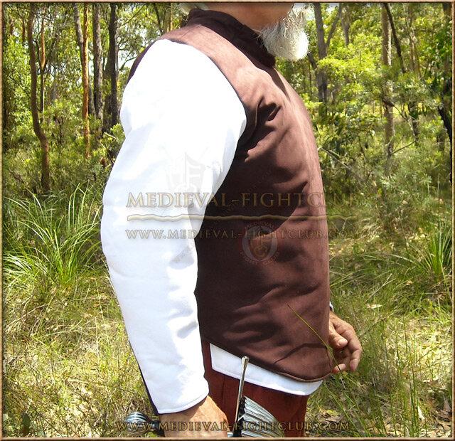 Sword combat sports jacket